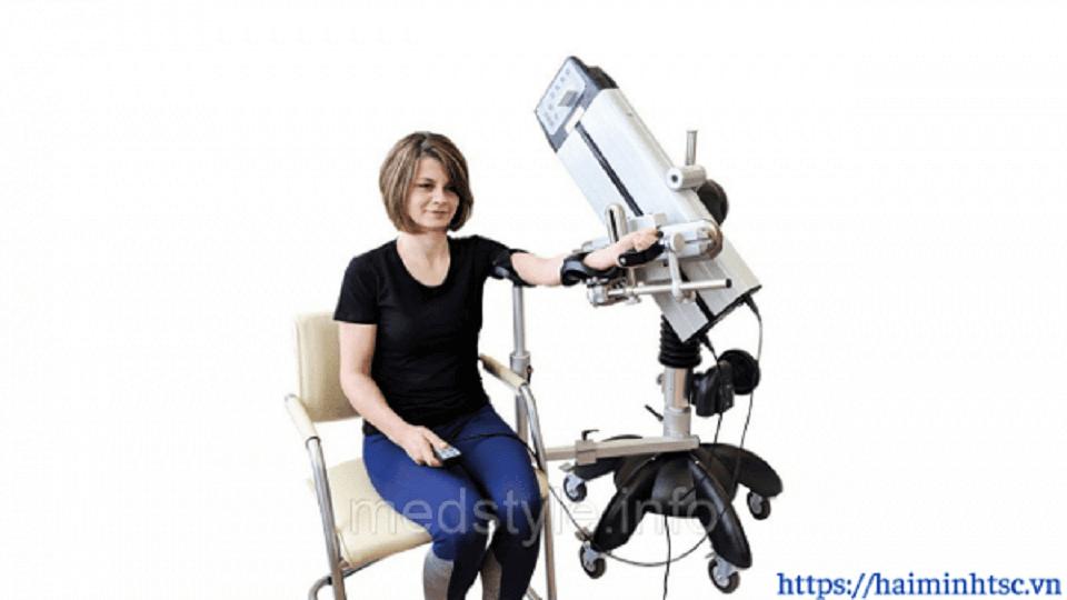 Các loại máy tập phục hồi chức năng